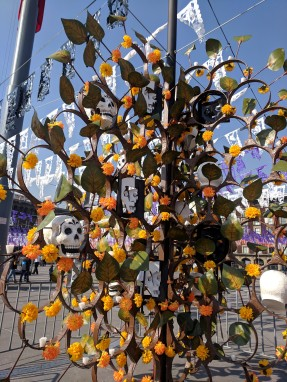 Tree of Life in Mexico City