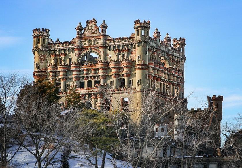 CVBannerman Castle, John Verner